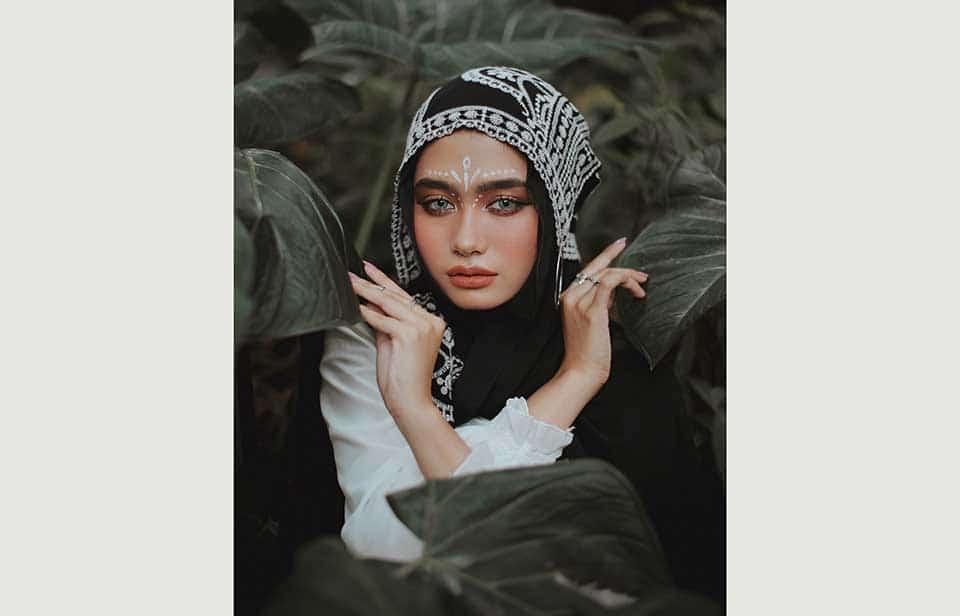 portrait photoshoot