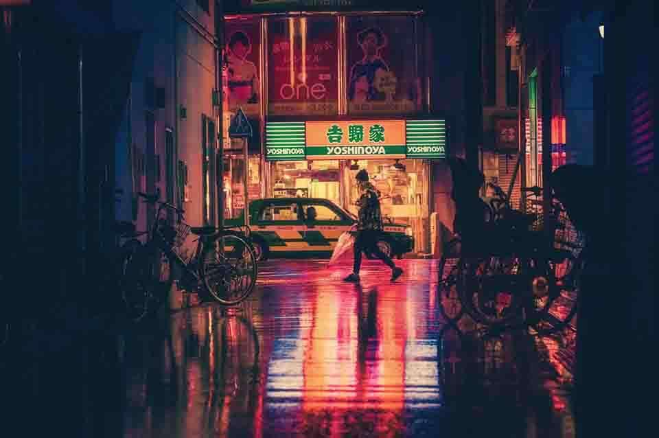 urban area photographs