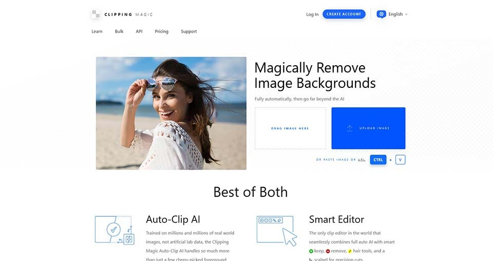 clipping magic | Top Paid Photo editing Software