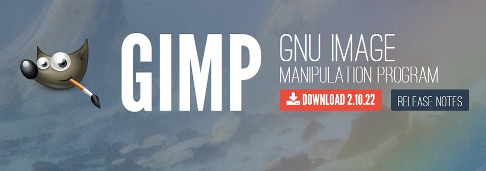 gimp the Top Free Photo editing Software