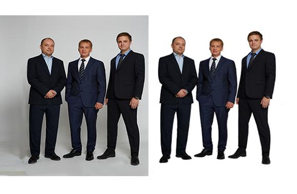 Complex Image Cutout