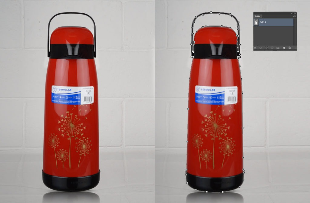 Product photo Clipping Path Services