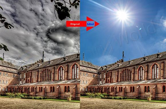 Real-Estatephoto-editing