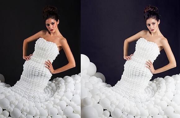 Advanced Wedding Image Editing