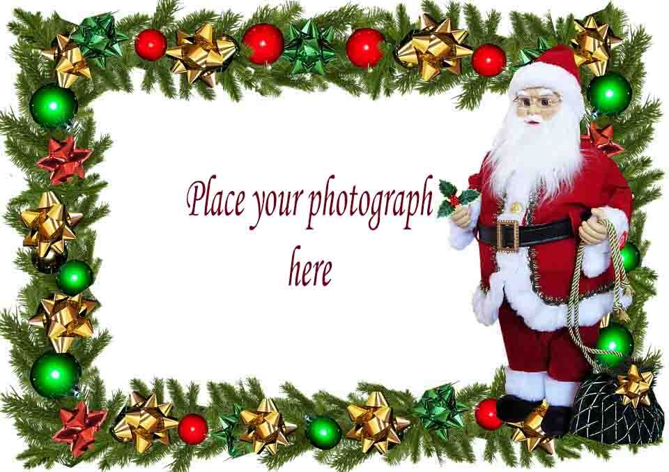 Christmas Photo Frames Implementation