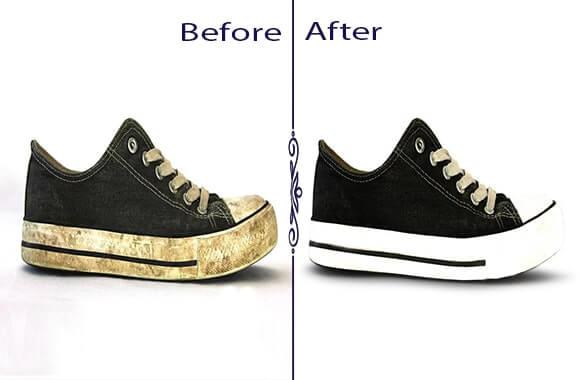 Shoe Photo Polishing