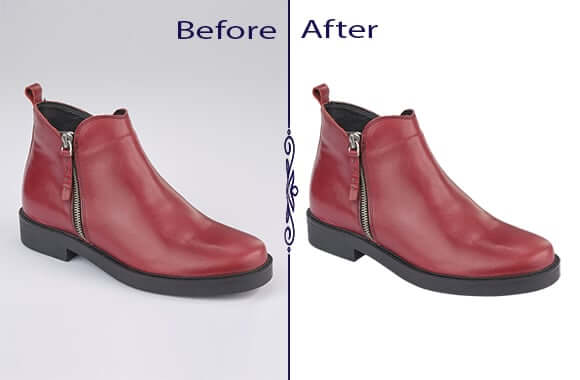 Shoe Background removal