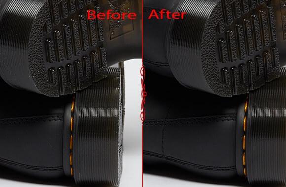 Shoe Photo Retouching