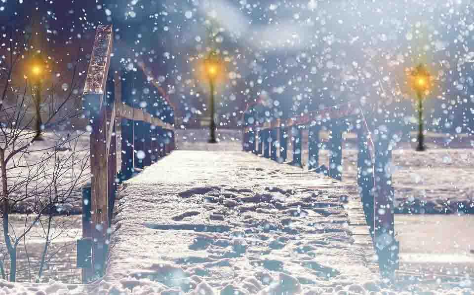 Snowfall Effect Addition