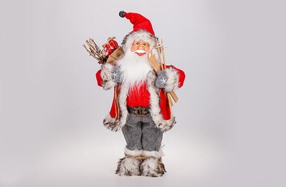 christmas photo editing santa claus Before