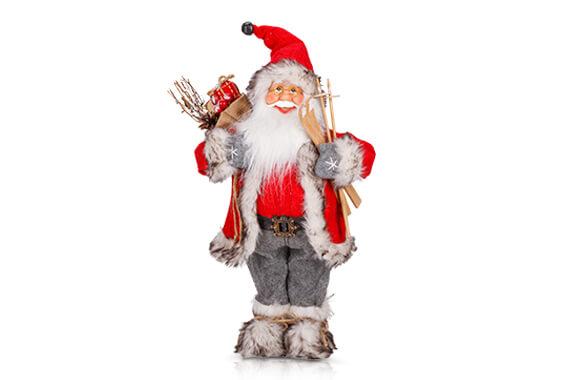 christmas photo editing santa claus after