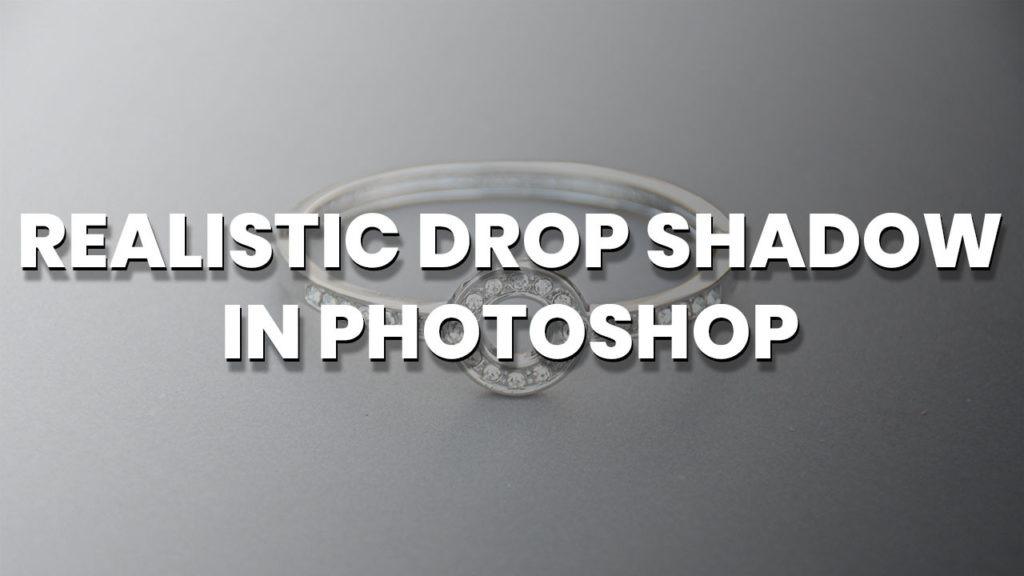 Realistic Drop Shadow