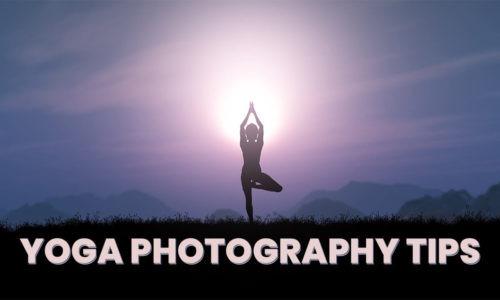 Yoga Photography Tips