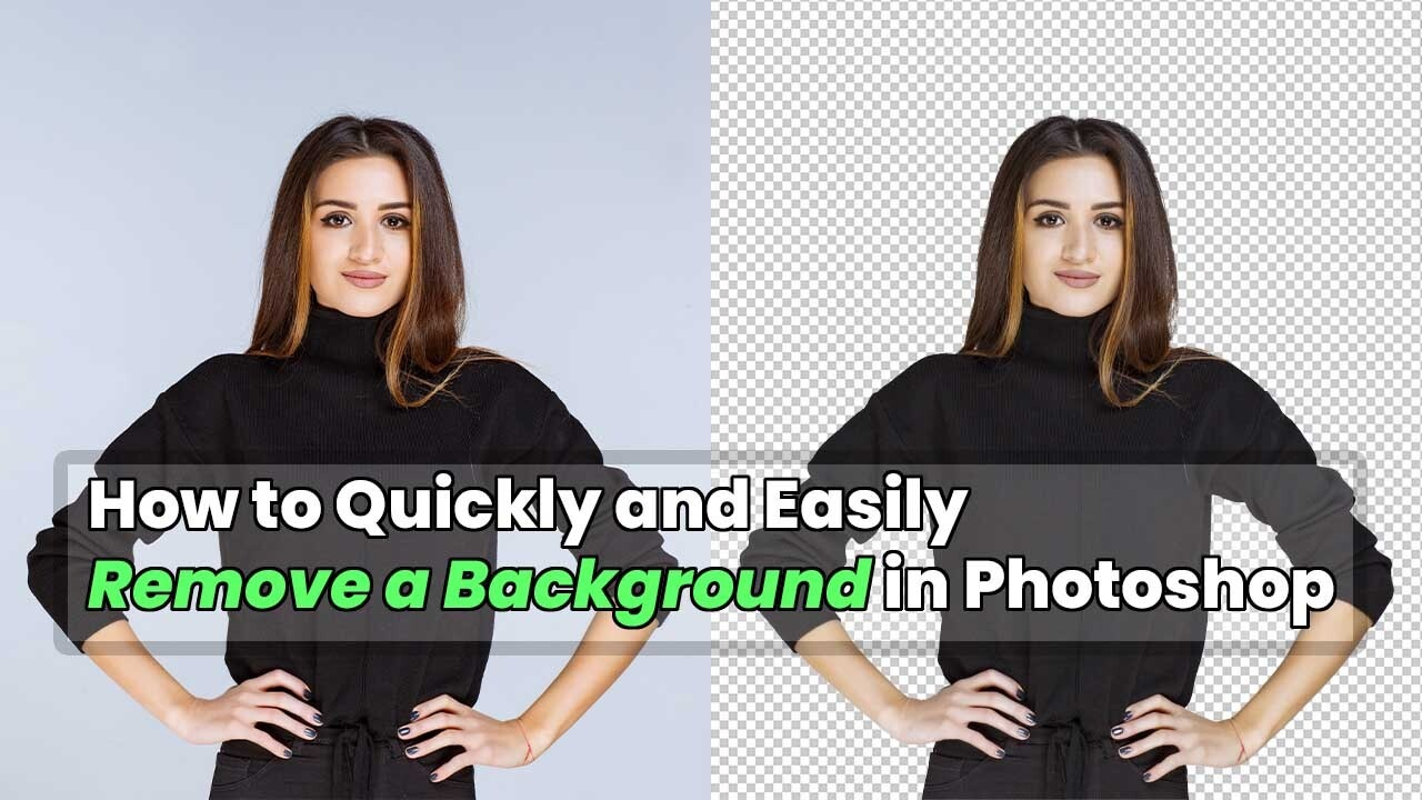 Quickly and Easily Remove a Background