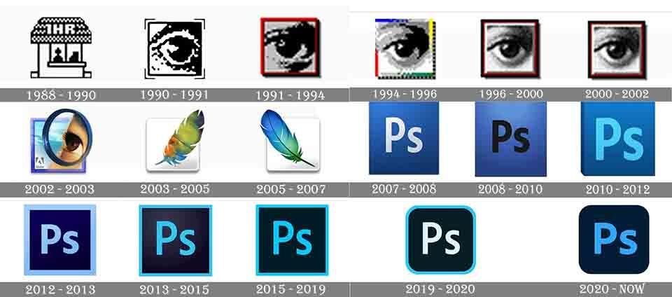 history states photoshop