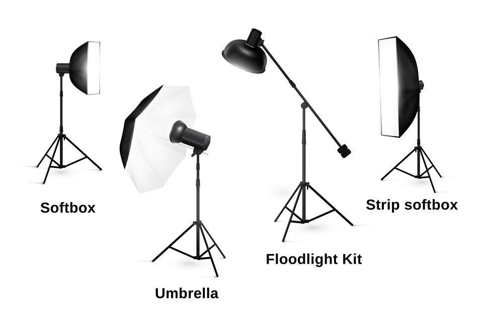 types of lighting in photography