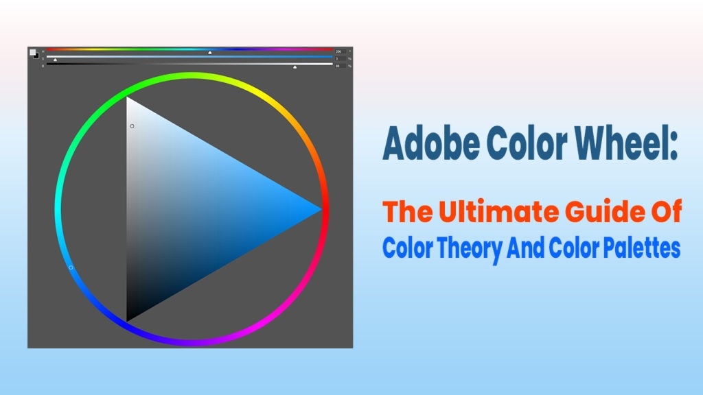 Adobe Color Wheel- The Ultimate Guide Of Color Theory And Color Palettes