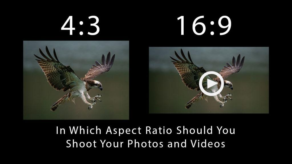 aspect ratio photography