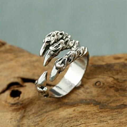 monster hand ring