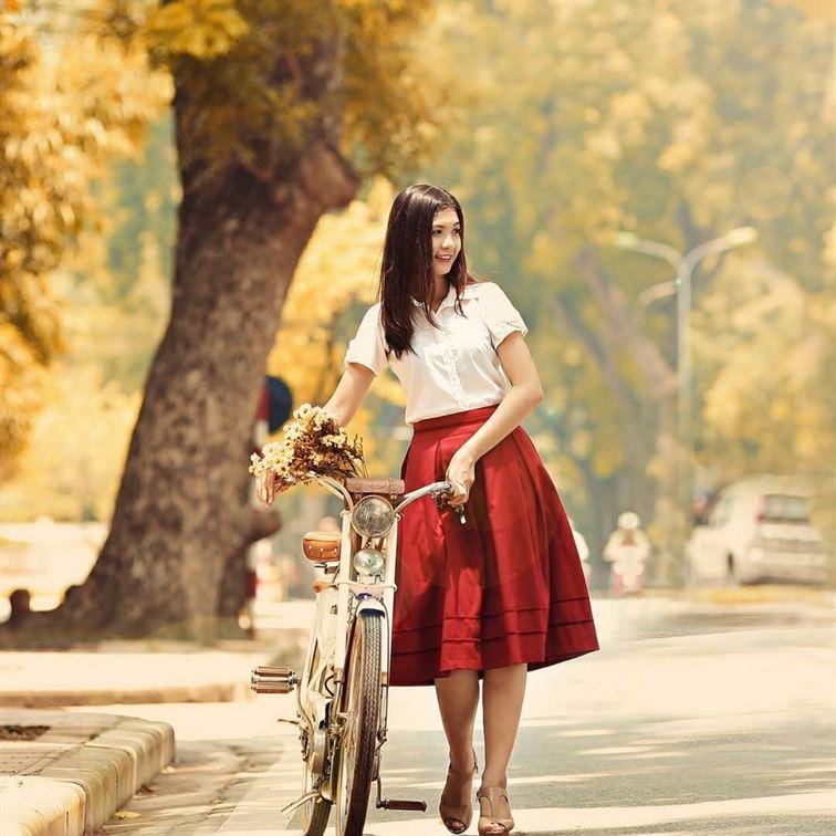 Autumn-Bicycle